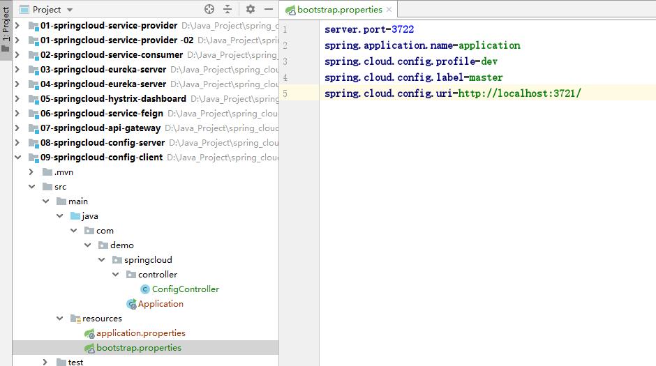SpringCloud Config
